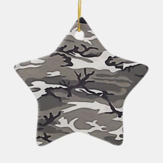 Urban Camo Tree Ornament