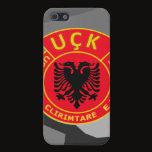 URBAN CAMO UCK KLA iPhone SE/5/5s COVER