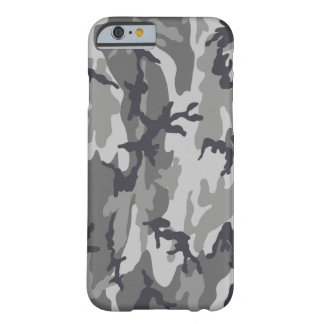 Urban Camouflage Barely There iPhone 6 Case