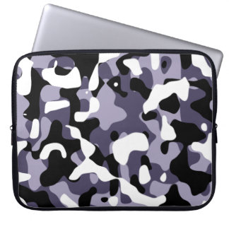 Urban Camouflage Computer Sleeve