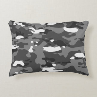 Urban Camouflage II Accent Pillow