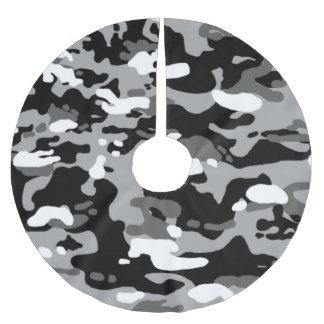 Urban Camouflage III Brushed Polyester Tree Skirt