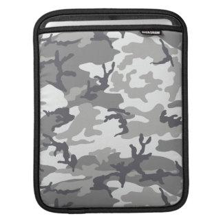Urban Camouflage iPad Sleeve