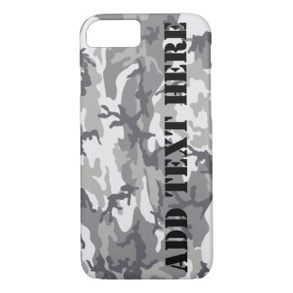 Urban Camouflage iPhone 7 case Barely Case