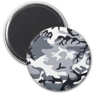 Urban Camouflage Magnet