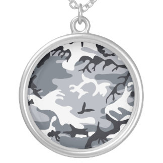 Urban Camouflage Necklace