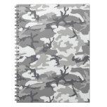 Urban Camouflage Notebook