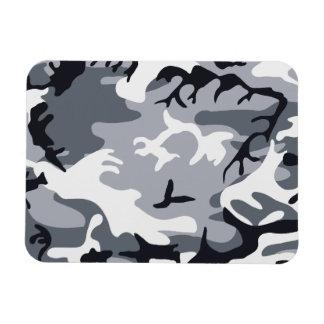 Urban Camouflage Premium Magnet