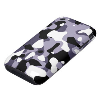 Urban Camouflage Tough iPhone 3 Cover