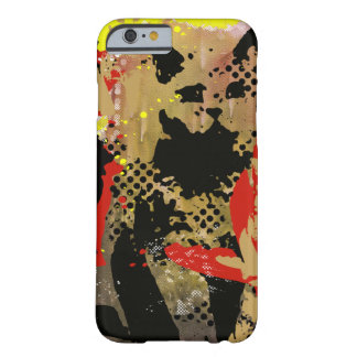 urban cat graffiti barely there iPhone 6 case