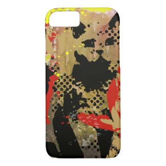 urban cat graffiti iPhone 8/7 case