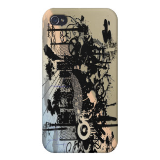 Urban chaos /s cases for iPhone 4