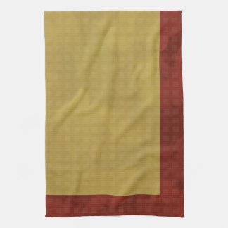 Urban Chic Kitchen Towel - Gold