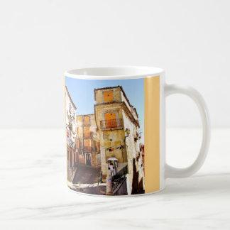 URBAN CHIC - LISBON White Mug