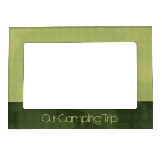 Urban Chic Magnetic Frame - Forest Green