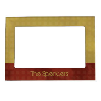 Urban Chic Magnetic Frame - Gold