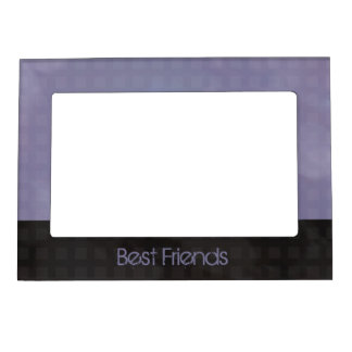 Urban Chic Magnetic Frame - Periwinkle