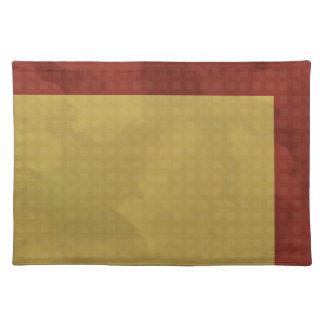 Urban Chic Placemat - Gold