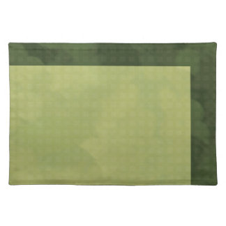 Urban Chic Placemat - Green
