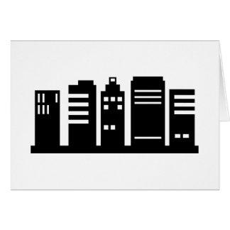 Urban City Card