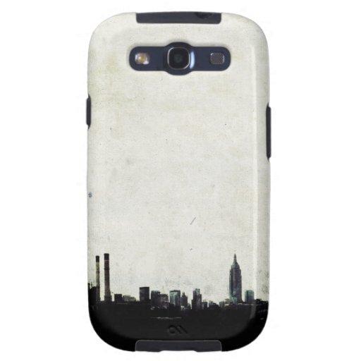 Urban City Samsung Galaxy SIII Cover