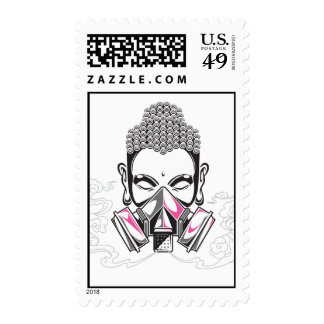 Urban Cleansing Postage Stamp
