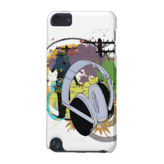 Urban Collage iPod Touch Skin iPod Touch (5th Generation) Covers
