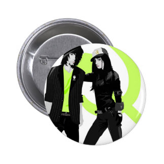 Urban Cowboy - 2russianwithlove - button