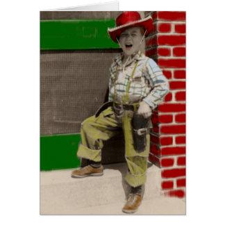 urban cowboy card