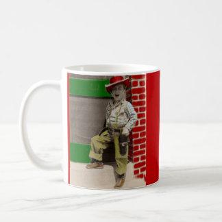 urban cowboy coffee mug