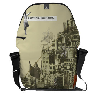 Urban_Crisis_Bag Courier Bag