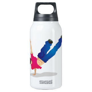Urban Dance 10 Oz Insulated SIGG Thermos Water Bottle