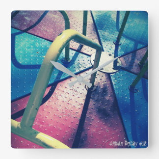 Urban Decay #12 Clock