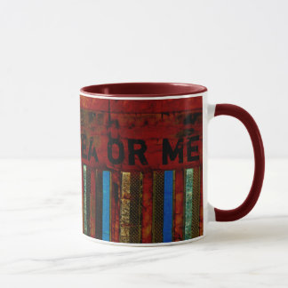 Urban Decay Coffee Tea or Me Mug