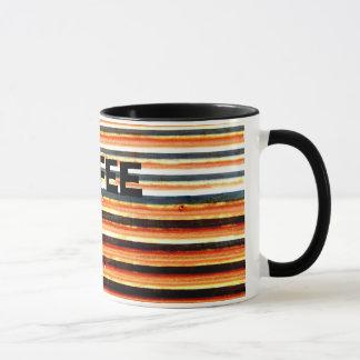 Urban Decay Rusty Stripes Coffee Mug