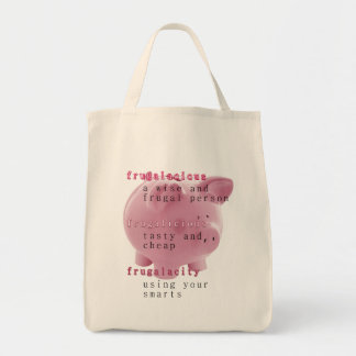 Urban Dictionary Grocery Tote Bag