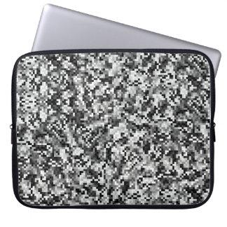 Urban Digital Camouflage Laptop Sleeve