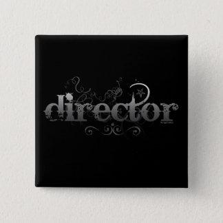 Urban Director Pinback Button