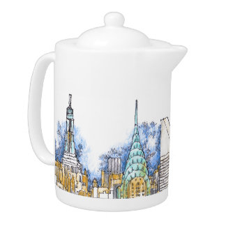 Urban Dish Collection Teapot