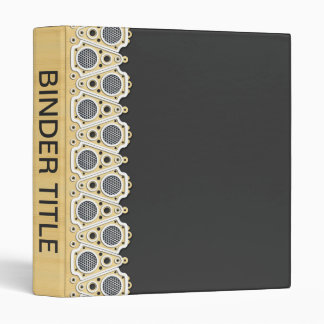 Urban Doily Binder