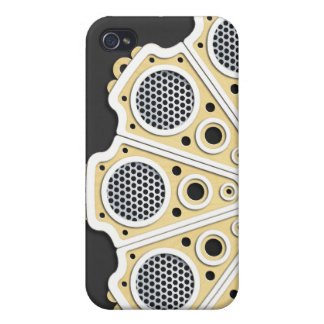 Urban Doily iPhone Case 2 iPhone 4 Cases