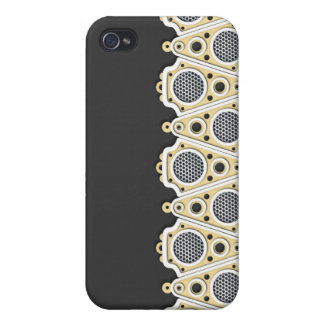 Urban Doily iPhone Case iPhone 4/4S Cover