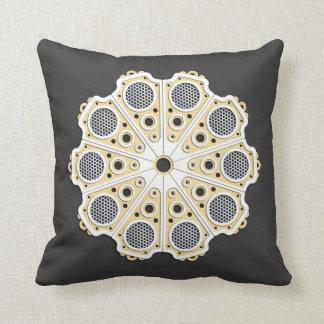 Urban Doily Pillow