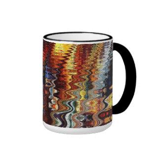 Urban Dream by rafi talby Ringer Coffee Mug