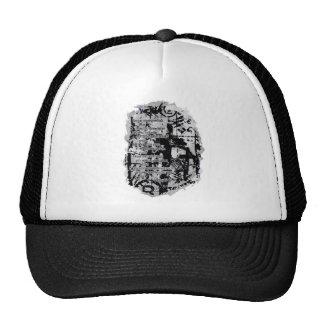Urban Dreams Gritty Three Crosses Trucker Hat