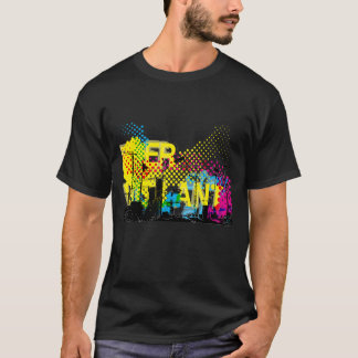 Urban dystopian landscape T-Shirt