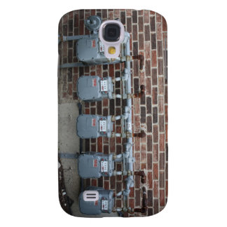 Urban Electric Meters Photo Galaxy S4 Case