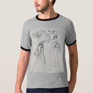 Urban Exodus - I Like To Ride My Bicycle T-shirt