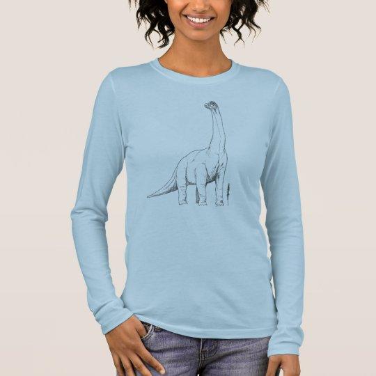 Urban Exodus - Pensive Longneck Long Sleeve T-Shirt