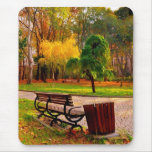 Urban Fall   (HDR) Mouse Pad